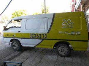 Halı Yıkama Araç Kaplama