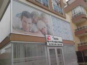 one van vision Delikli Folyo
