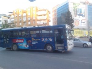 Komple Otobüs Kaplama