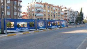 Antalya Tramvay Reklamları