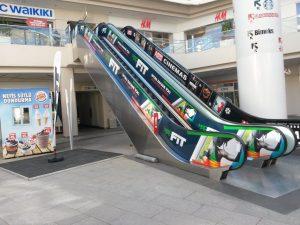 Yürüyen Merdiven Kaplama