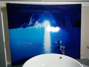 Banyo duvar kaplama