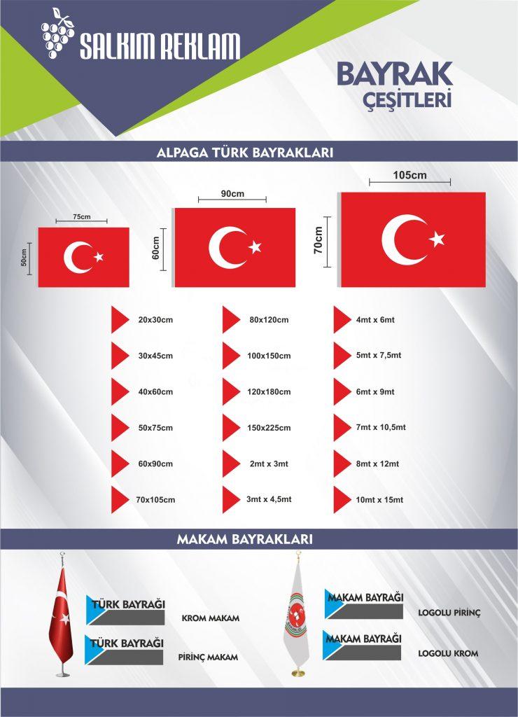 Türk bayrağı Makam bayrağı
