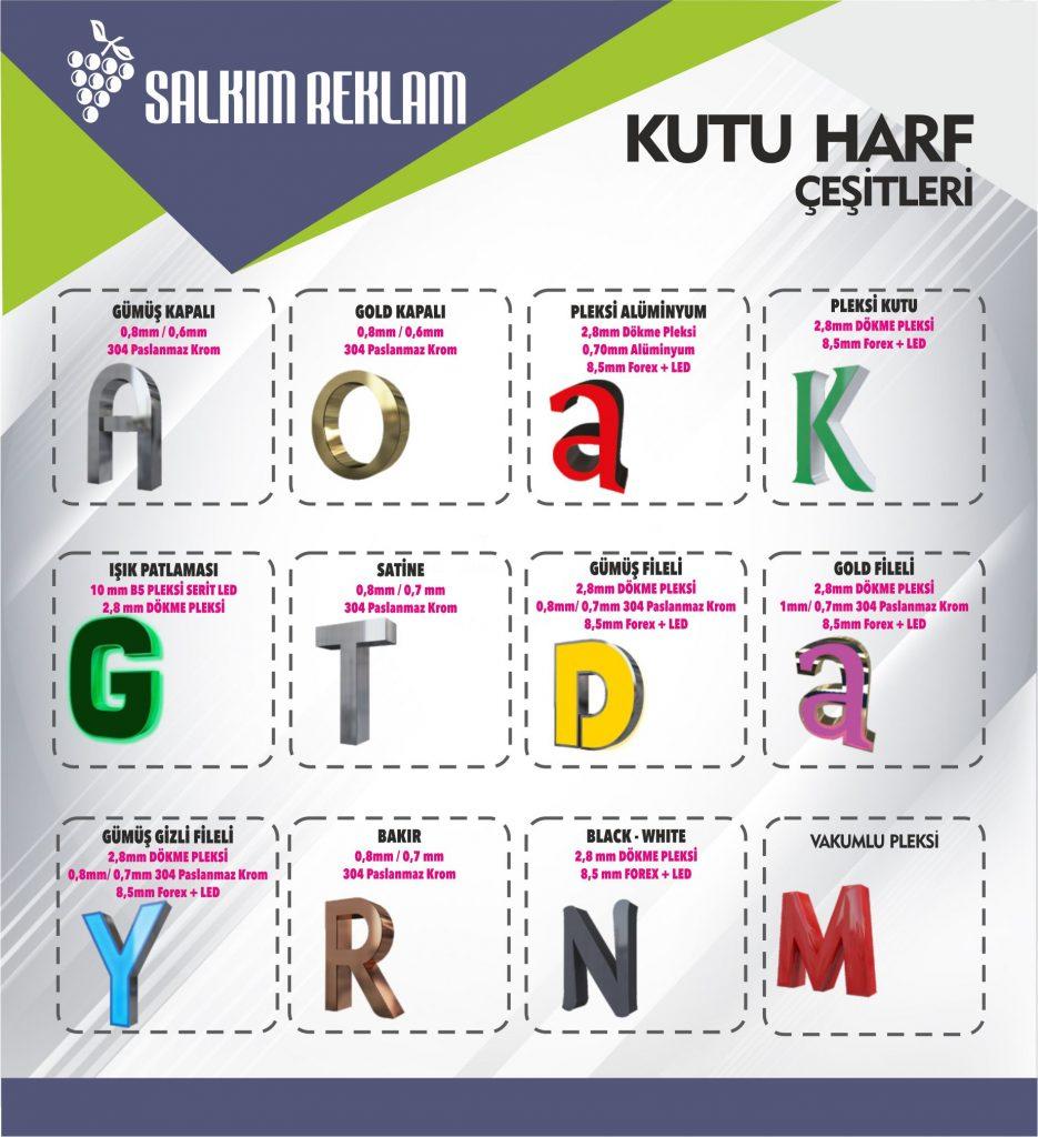 Kutu Harf